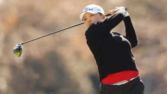 Jin Young Ko - foto Getty Images