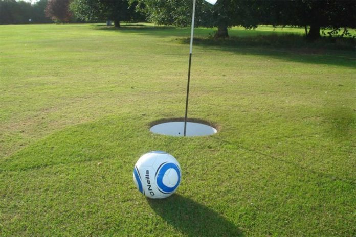 Footgolf - foto footgolffrenzy.com