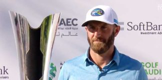 Dustin Johnson - foto europeantour.com