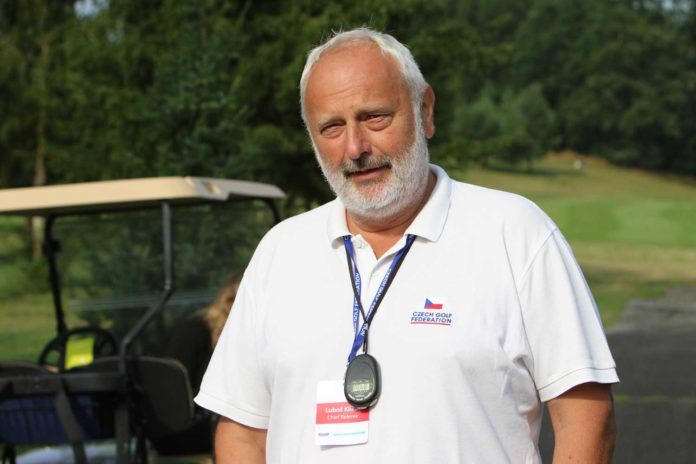 Luboš Klikar - technický ředitel ČGF - foto Ivan Paggio