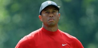 Tiger Woods - foto Getty Images