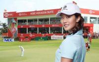 Xiyu Lin - foto LPGA